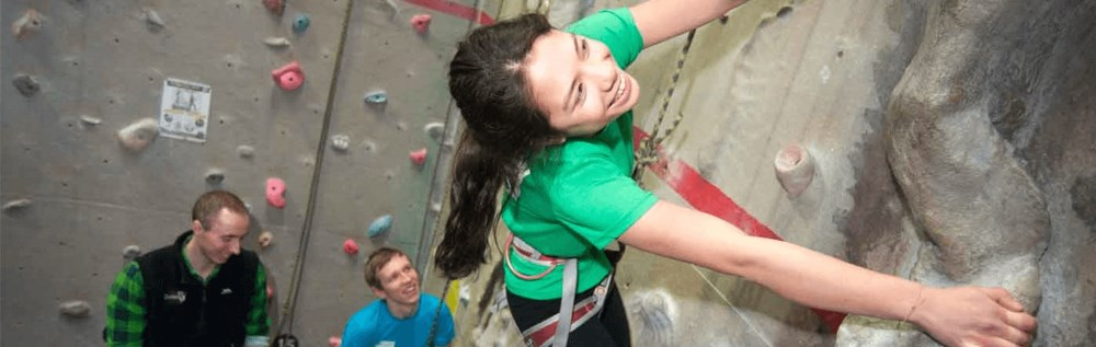 The Glasgow Climbing Centre